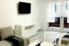 Apartament I – 33 m2 – salon