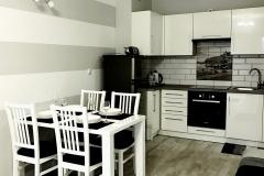 Apartament I – 33 m2 – jadalnia