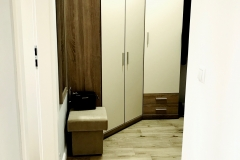 Apartament II – 41 m2 - przedpokój