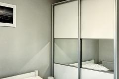 Apartament II – 41 m2 - sypialnia