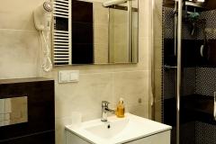 Apartament II – 41 m2 - łazienka